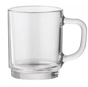 Thee - en koffieglas